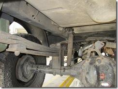 VW LT 4x4 Fahrwerk jetzt 03