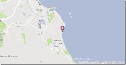 Bellows Beach AFB