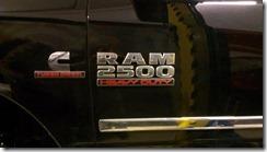 DOGE RAM HAVY DUTY 4x4 Logo