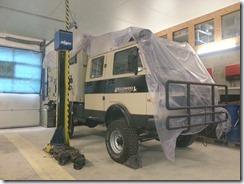Fahrzeug VW LT 45 4x4 Bullenherz Off Road Trucks Bild_02